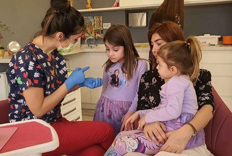 ankara çayyolu çocuk diş doktoru